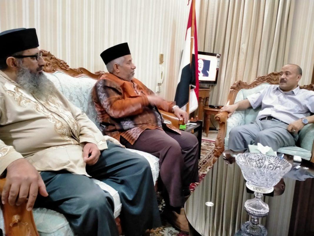 Ketum Al Irsyad Berkunjung ke Kedubes Yaman