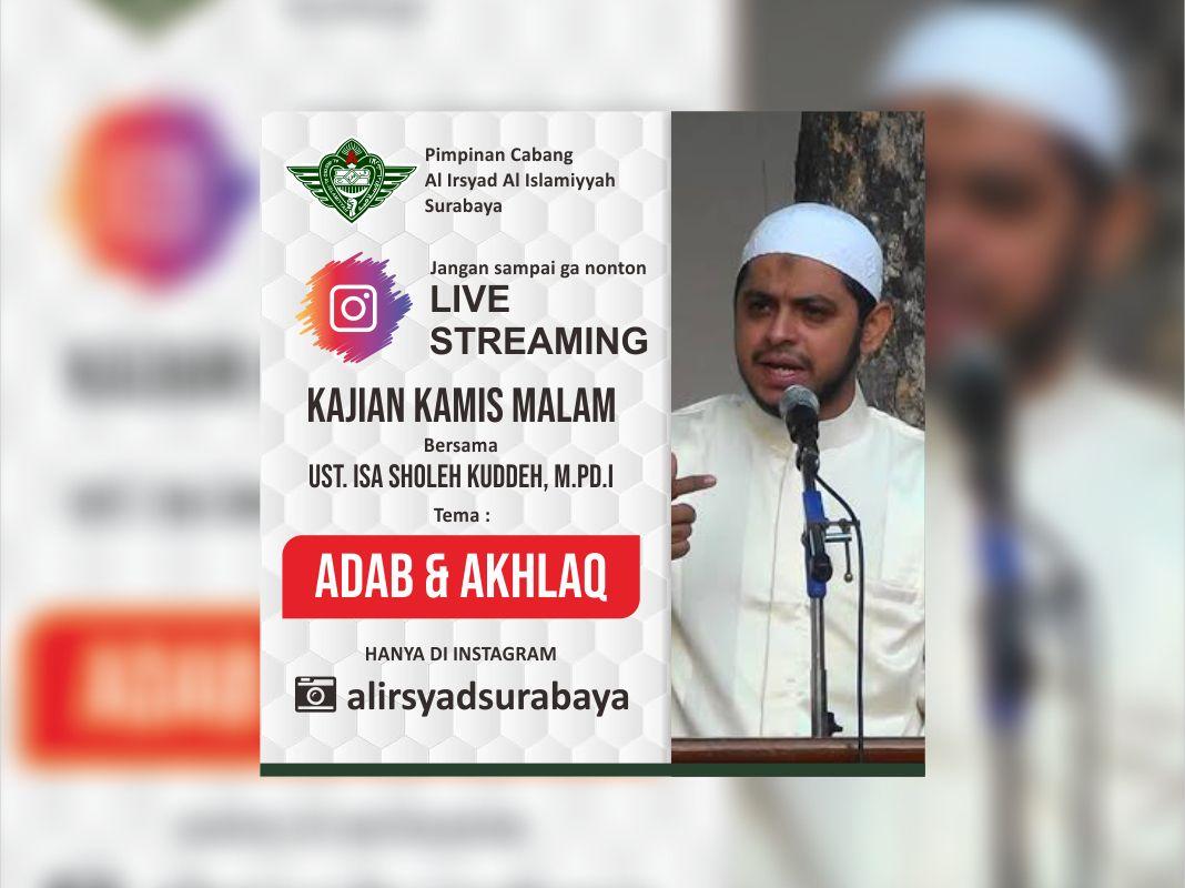 kajian kamis malam pc alirsyad alislamiyyah surabaya